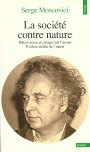 Serge Mosco.La soc. Contre nature