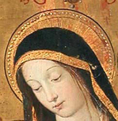 L'Annonciation Pinturicchio