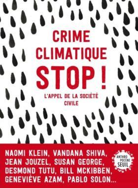 Crime climatique stop