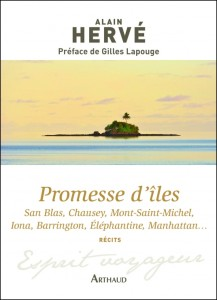 Couv promessed 'îles