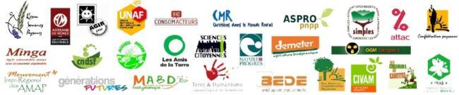 Logos Semons la biodiversité