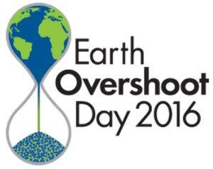 earth overshoot day 2016